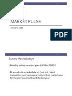 Market Pulse, January 2015