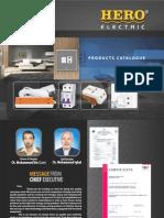 Hero E.catalogue as at 01-01-2015