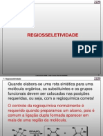 regiosseletividade