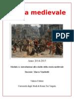 Storia Medievale -Valerio-