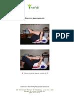 exercicios deitado PARA ALIVIO DE DOR LOMBAR