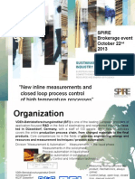 BFI - New Inline Measurements and Closed Loop Process Control of High Temperature Processes
