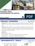 Presentación Herramientas Preventivas Enero 2014