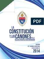 Canones Iep 2014