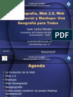 Neogeografa Web 20 Web Geoespacial y Mashups Una Geografa Para Todos211