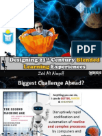 Designing 21st Century Blended Learning Environments