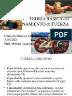 4-Teoría Básica Del Entrenamiento de Fuerza-monitor Elemental
