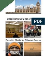 GCSE Citz - Revision Guide - Edexcel Spec