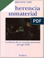 LEVI La Herencia Inmaterial