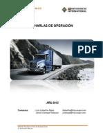 Charla de Operadores Programa Anual Del 2015