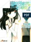 Mafhfouka Koukou No Rettousei 8 - Reminiscence Chapter