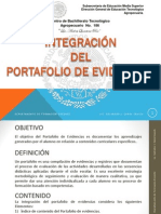 Integracion Portafolio de Evidencias