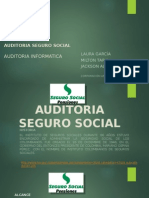 Auditoria Seguro Social