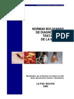 9.Normas Bolivianas DX y Tratamiento Malaria