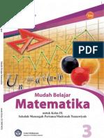SMP Kelas 9 - Mudah Belajar Matematika