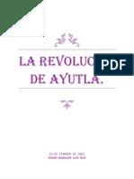 La Revolucion de Ayutla