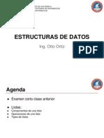 Clase 2 Estructura de Datos - 456