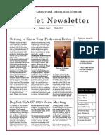 BayNet Newsletter Winter 2015