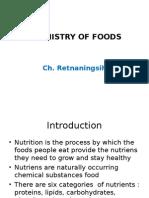 Chemistry of Foods