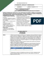 Plan Quinto Español 17 2014-2015