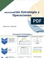 Alineación Estrategia y Operacioness