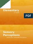 elementary presentation