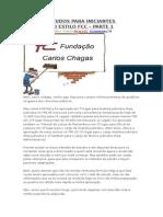 Guia de Estudos Para Iniciantes Baseado No Estilo Fcc