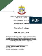 sijil pengawas 2015