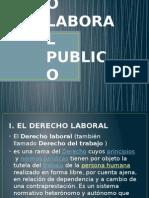 Derecho Laboral Publico i
