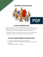 COMPORTAMIENTO ORGANIZACIONAL etica