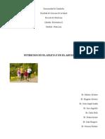 Nutricion en el atleta y el adulto sano
