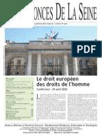Edition du 10 mai 2010
