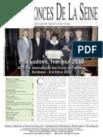 Edition du 11 octobre 2010
