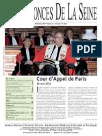 Edition du 20 mai 2010