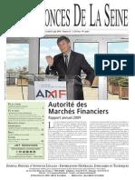 Edition du 21 juin 2010