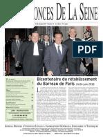 Edition du 24 juin 2010