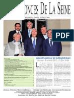 Edition du Jeudi 10 Juillet 2014
