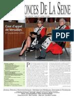 Edition du Jeudi 2 Octobre 2014
