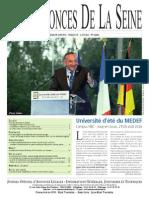 Edition du Jeudi 28 Aout 2014