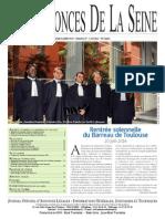 Edition du Jeudi 3 Juillet 2014