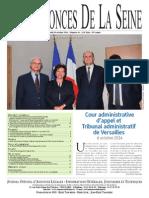 Edition du Jeudi 30 Octobre 2014