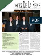 Edition du Jeudi 6 Novembre 2014