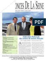 Edition du Lundi 12 Juin 2014