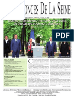 Edition du Lundi 12 Mai 2014