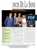 Edition du Lundi 19 Juin 2014