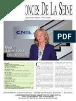 Edition du Lundi 19 Mai 2014