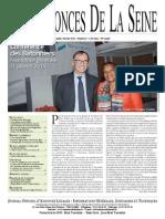 Edition du Lundi 3 Fevrier 2014