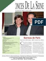 Edition du jeudi 12 decembre 2013