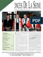Edition du jeudi 12 septembre 2013