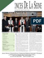 Edition du jeudi 13 janvier 2011